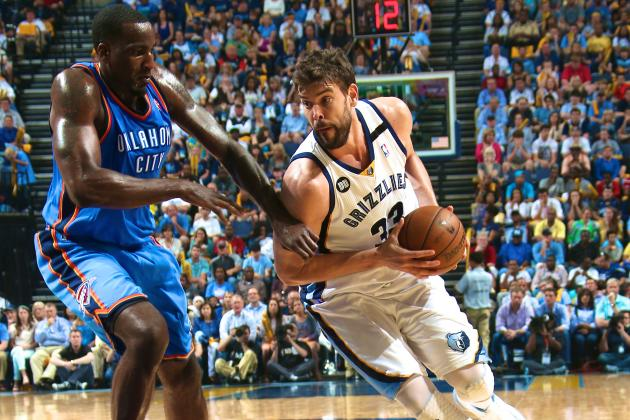 OKC Thunder vs. Memphis Grizzlies: Game 3 Score, Highlights and Analysis