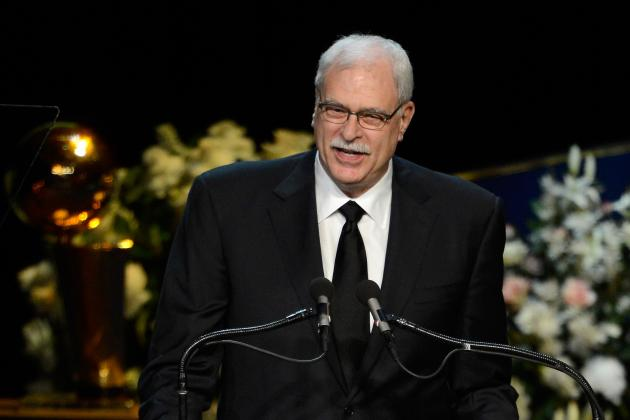 Phil Jackson's in-Game Twitter Posts Prove He Still Has Zest for NBA Job