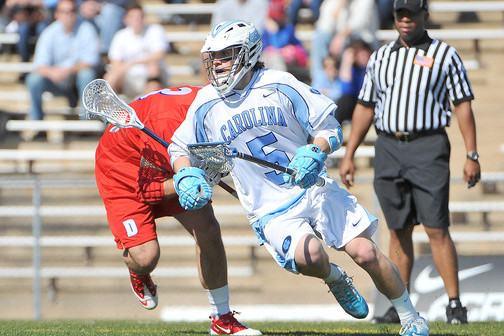 NCAA Lacrosse: UNC Cruises Past Lehigh 16-7 in 1st-Round Tournament Game