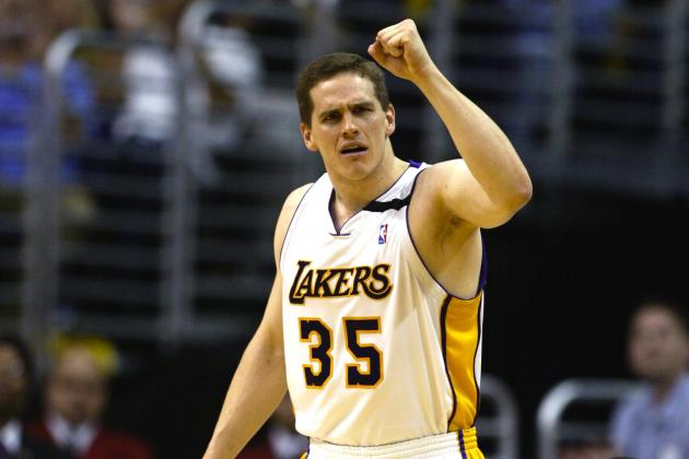 Former Laker Mark Madsen Will Reportedly Become Head Coach of LA D-Fenders