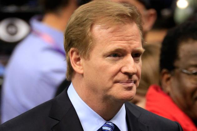 Goodell Says League Wants the Dolphins to Stay in Miami