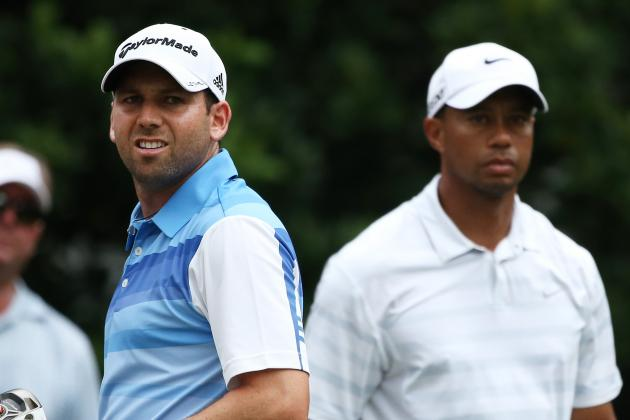 Tiger on Sergio's Complaint: 'Not Real Surprising'