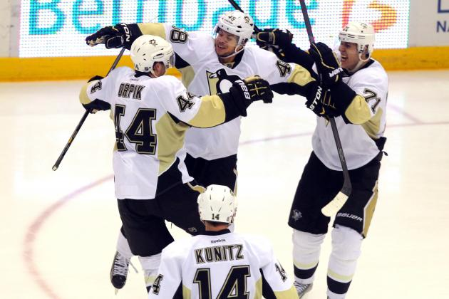 Orpik Scores in OT as Pens Knock out Isles