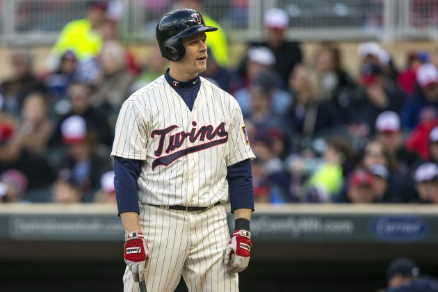 Mauer, Morneau Lead Twins with 3 Hits Each