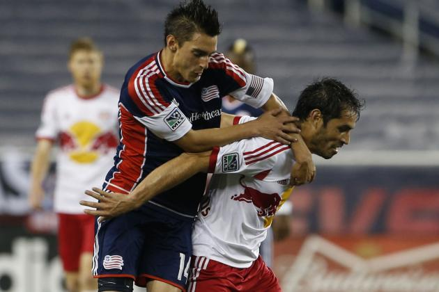 New England Revolution vs New York Red Bulls 05-11-2013 - Recap