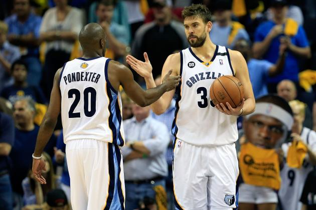 Memphis Grizzlies Bringing Back Old-School Defense in Playoff Stand vs. Thunder