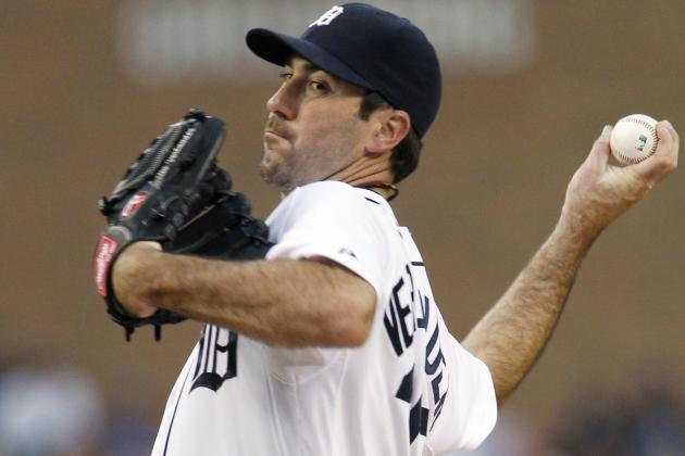 Verlander Erratic Early; Indians Hold off Tigers