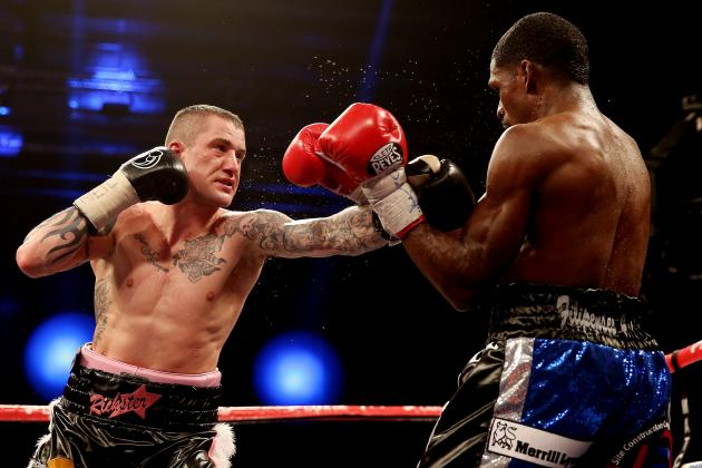 Ricky Burns Should Rematch Jose Gonzalez Before Chasing Unification Bout