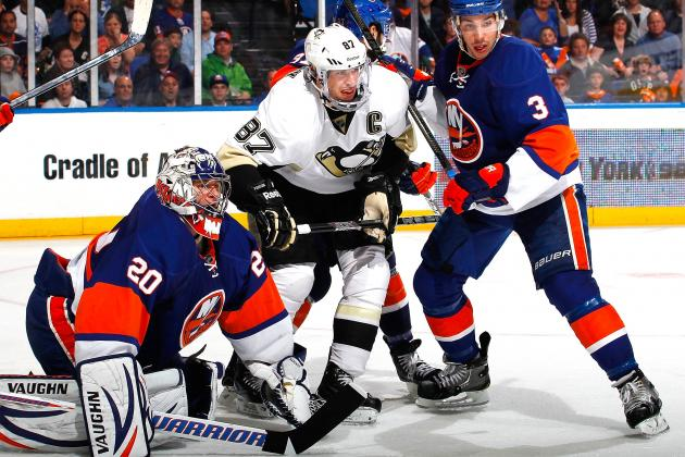Penguins vs. Islanders: Will Tough Series Serve as Wake-Up Call for Pittsburgh?