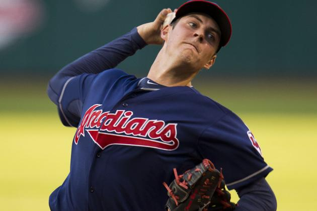 Indians Will Call Up Bauer to Start Game 2 of Monday's Doubleheader