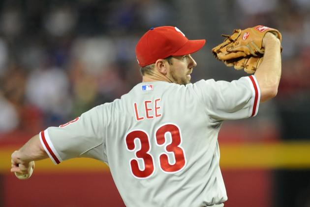 Lee, Rollins Help Phils Snap 3-Game Losing Streak