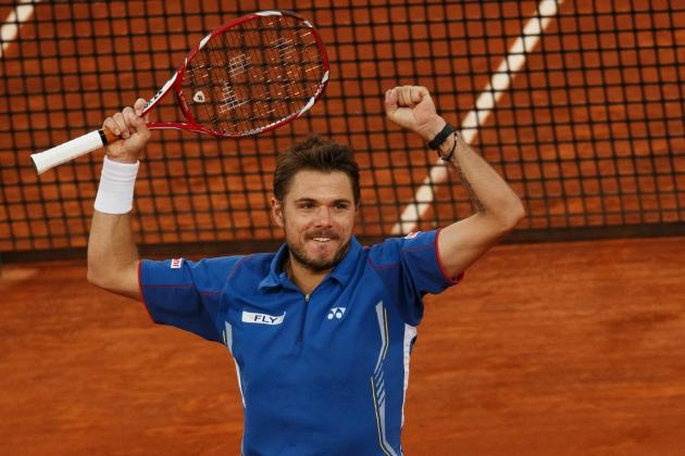 Madrid Open 2013: Stars Who Boosted Their Stock Ahead of French Open Grand Slam