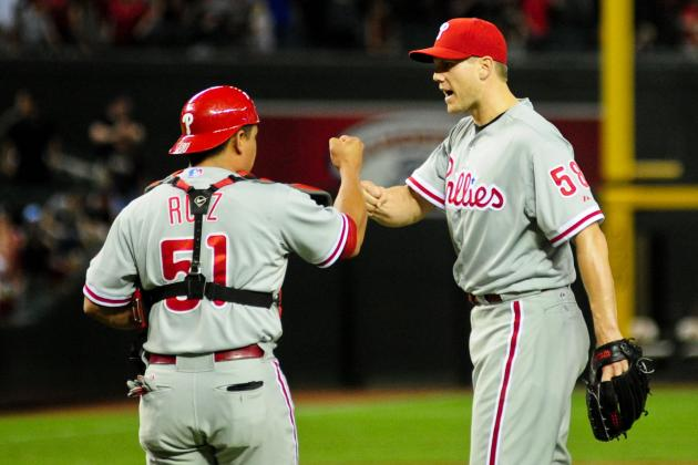 Phillies Only Need 3 Runs to Top D-Backs