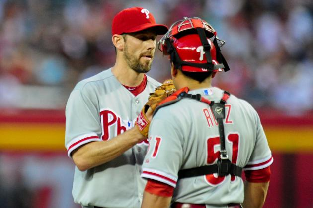 Cliff Lee Sharp as Phillies Top D'Backs