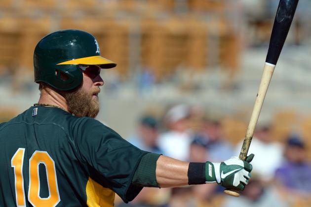 Jarrod Parker Helps Oakland A's End Five-Game Slide with Quality Start