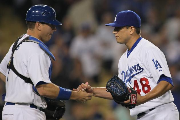 Dodgers Get a Win Against Lowly Marlins
