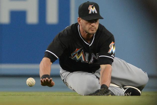 Marlins Falter to Los Angeles Dodgers