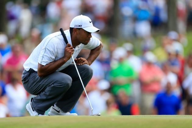 Tiger Woods' Putting Will Push Him to 2013 Players Championship Win on Sunday