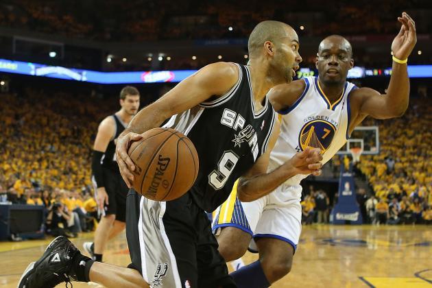 NBA Playoffs 2013: Predicting Winner for Sunday's Round 2 Game