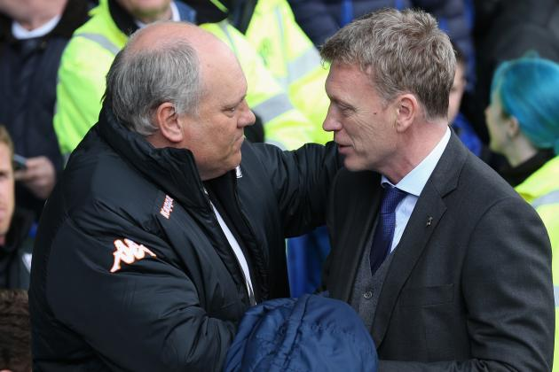 Fulham Boss Martin Jol Is Staying Coy About a Possible Move to Everton