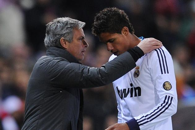 Varane Set to Miss Copa Final
