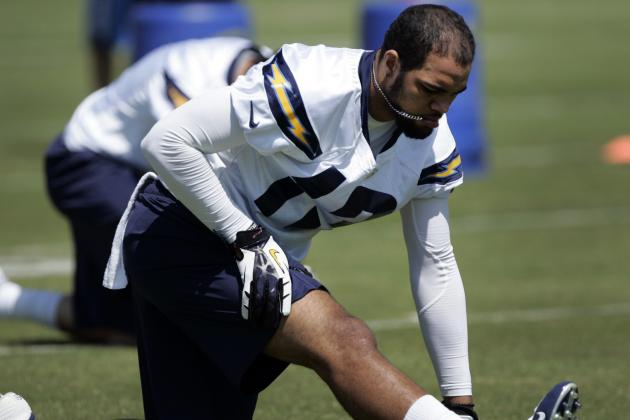 Keenan Allen Says All Is Well with His Knee