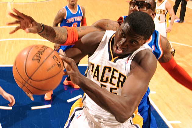 Indiana Pacers Proving Throwback Centers Still Rule NBA Playoffs
