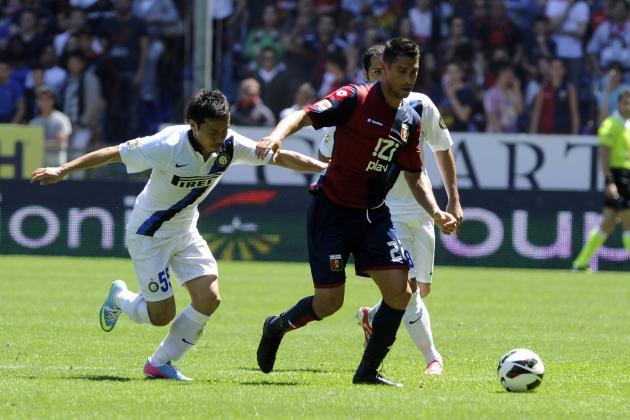 Inter Draws Genoa 0-0