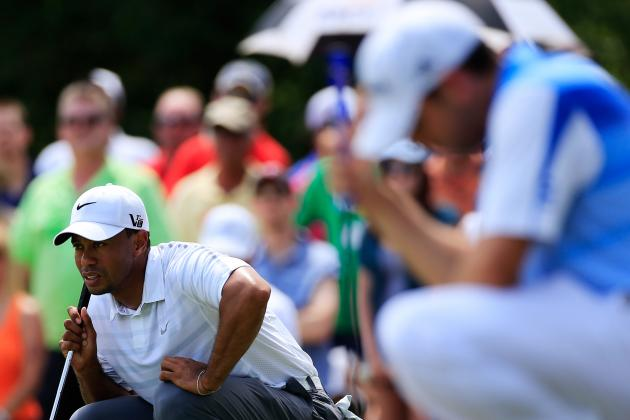 Sergio Chides Tiger: 'Not the Nicest Guy'