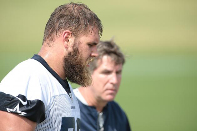 Dallas Cowboys C Travis Frederick: 'I Think I Can Prove Some People Wrong'