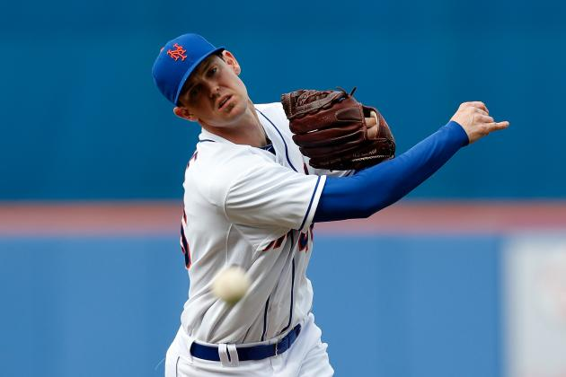Greg Burke Called Up as Mets Place Jeurys Familia on DL