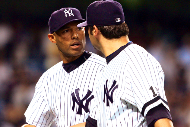 Yankees' Mariano Rivera, Joba Chamberlain Involved in Heated Verbal Altercation