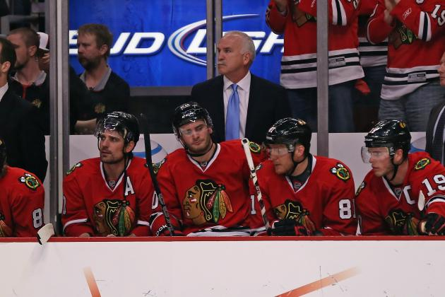 Chicago Blackhawks: What to Make from Tweaks to the Lineup in Practice