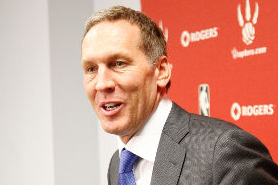Raptors Must Decide on Colangelo Now