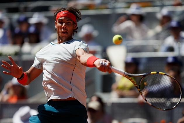 Madrid Open 2013: Rafael Nadal Defeats Stanislas Wawrinka to Win Men's Final