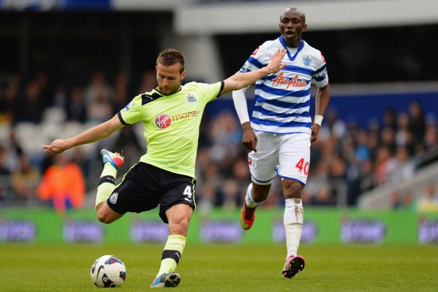 QPR 1 Newcastle 2: Pardew's Men Halt Slide with Win