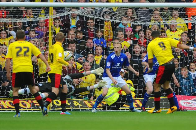 Watch Watford's Dramatic, Late Penalty Save and Winner Against Leicester