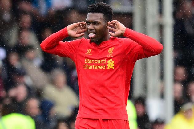 Sturridge Responds Quickly for Liverpool