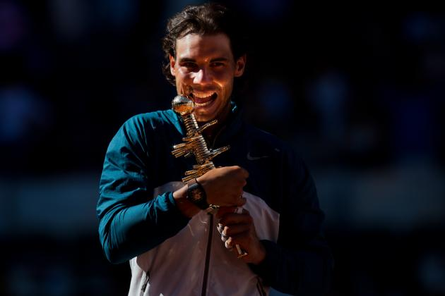 Rafael Nadal Should Be Favorite Heading into 2013 French Open