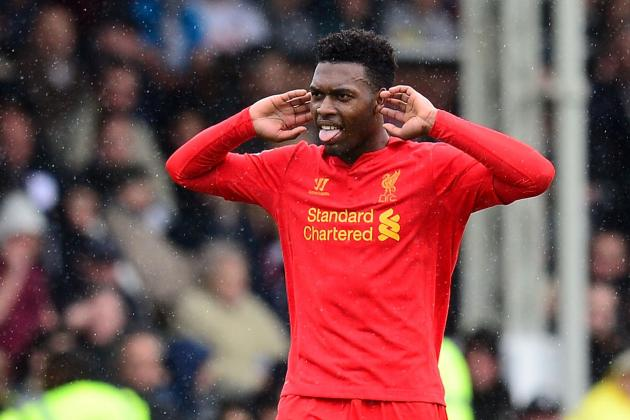 Sturridge Seals Hat Trick Against Fulham