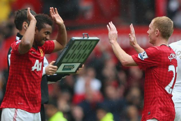 Rio Smashes Home Later Winner to Earn Fergie Final Fitting Victory