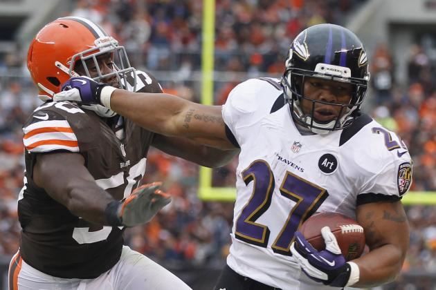 Ray Rice Wants to Become an Even Bigger Receiving Threat