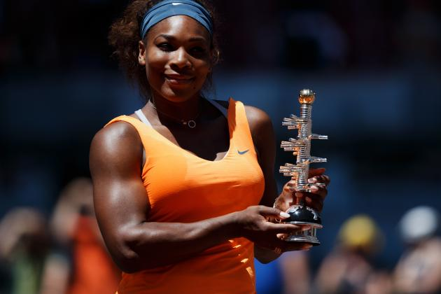 Serena Williams' Madrid Open Win Sets Stage for Huge French Open Performance