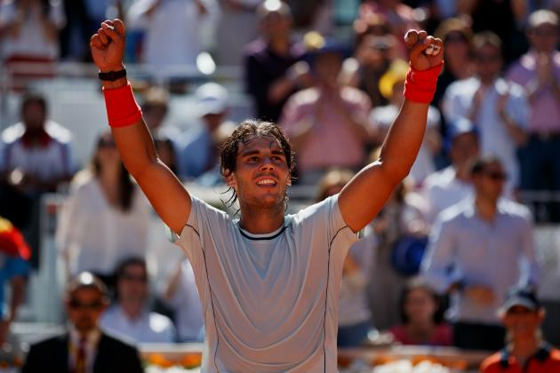 Rafael Nadal Will Continue Dominance from Madrid at 2013 French Open