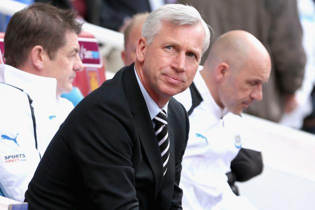 QPR 1-2 Newcastle