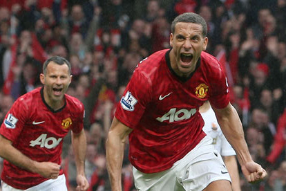 Ferdinand Gives Manchester United Late Win