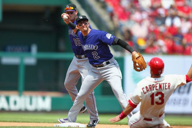 ESPN Gamecast: Rockies vs. Cardinals