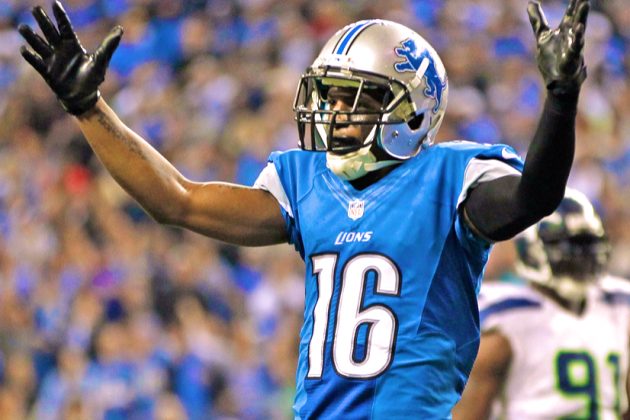 Titus Young Arrested for 3rd Time in Past Week