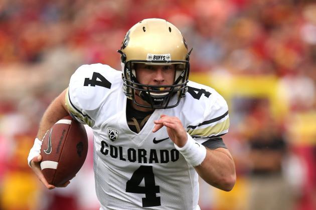 Colorado QB Jordan Webb Arrested for Assault
