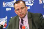 Bulls' Thibodeau Fined $35K for Criticizing Refs